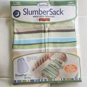 Slumber Sack Kiddopotamus Wearable Blanket (A22)